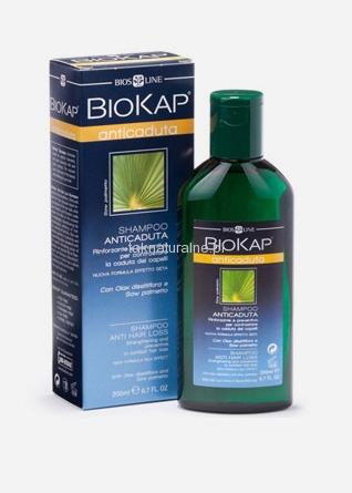 biokap przeciw wypadaniu włosów